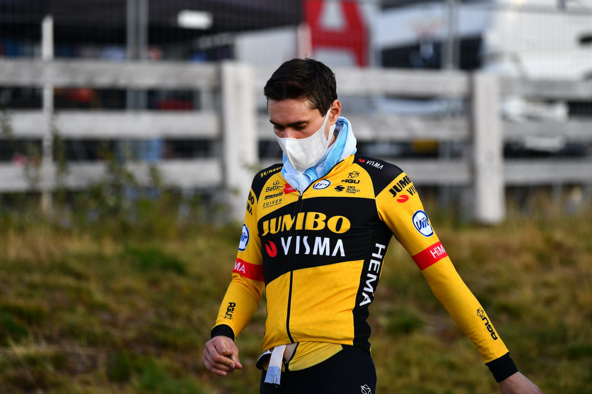 Wout van Aert, Marcel Kittel extend support to Tom Dumoulin after call to take career break – VeloNews.com