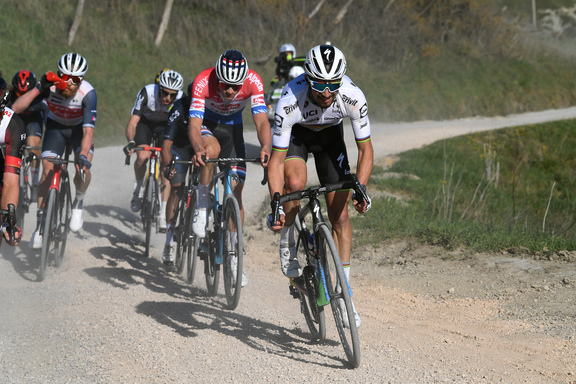 Strade Bianche: What the stars said after showdown in Siena – VeloNews.com - VeloNews