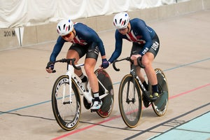 How do the Olympic track cycling events work? A Team USA coach explains
