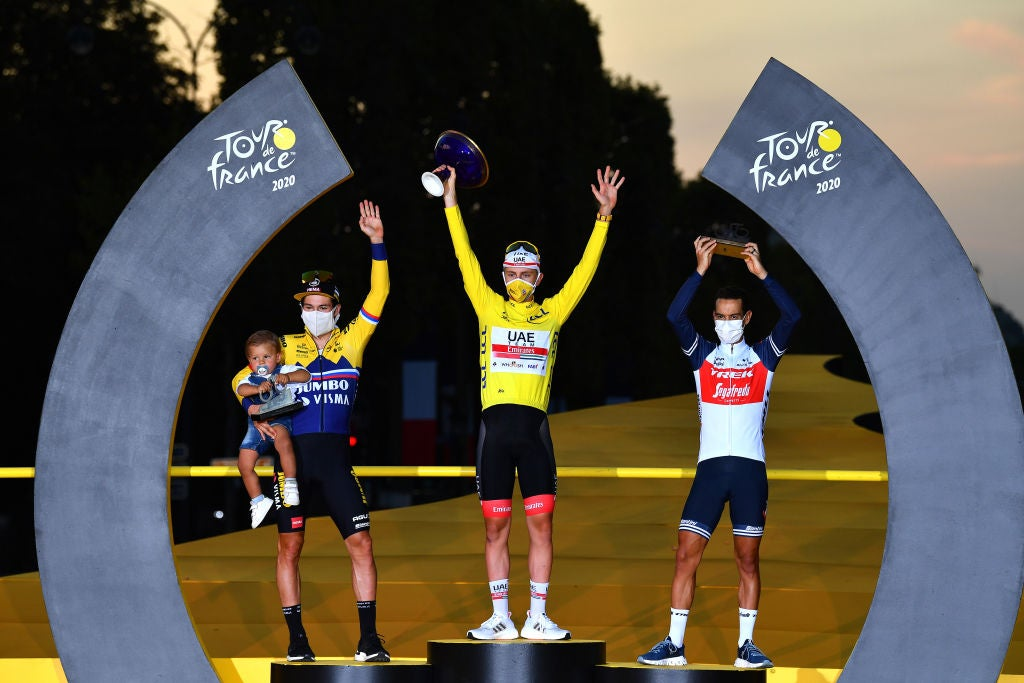 Tour de France 2021: Five favorites for the yellow jersey