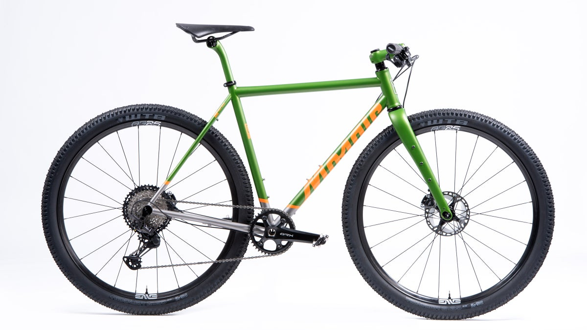 Mosaic Cycles pushes its gravel envelope with GT-X adventure bikes
