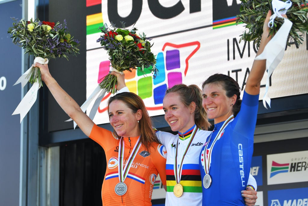 Road world championships: Five nations vying for rainbows in the women's time trial and road race