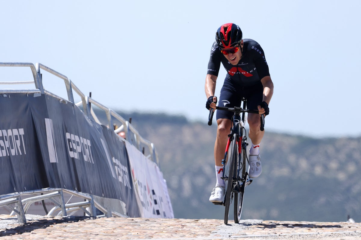 Ethan Hayter: The 'subsequent large factor' in British biking rises the ranks at Ineos Grenadiers