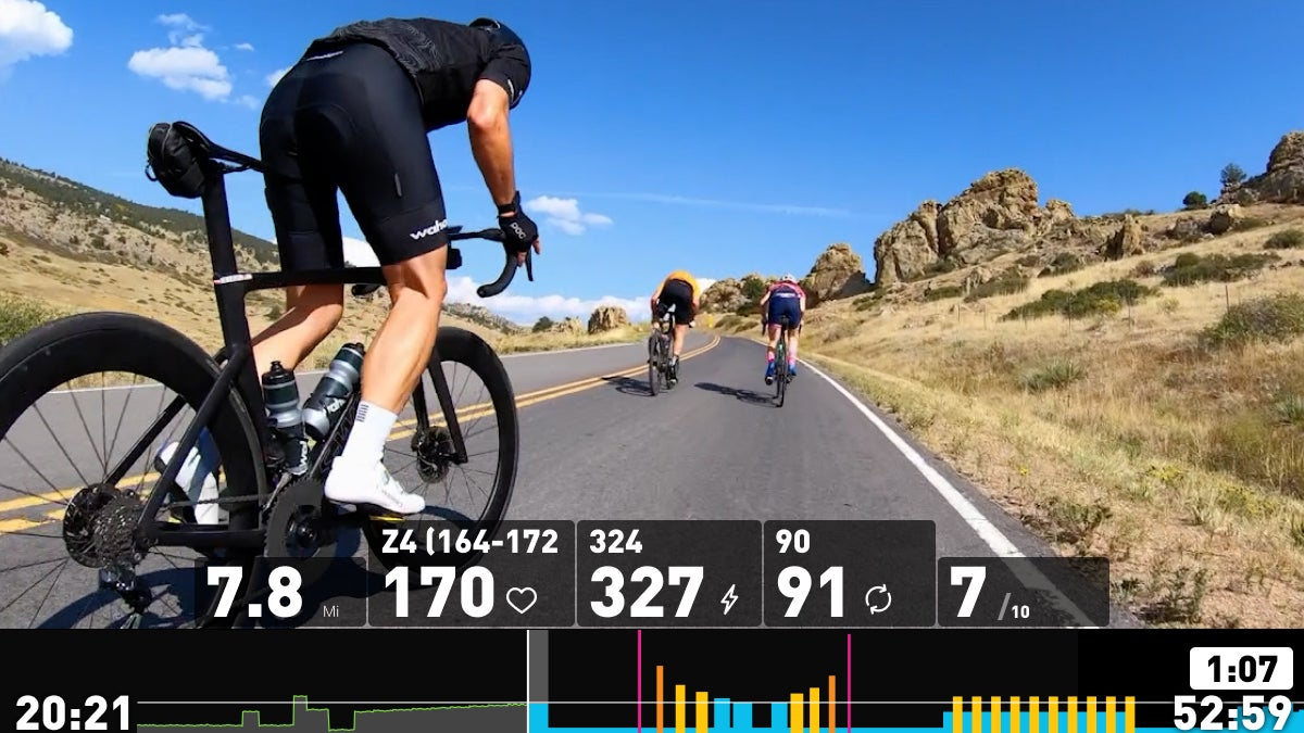 Wahoo Systm incorporates Sufferfest into a suite of immersive training tools