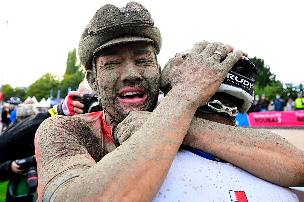 Heinrich Haussler and his Paris-Roubaix rapture: 'I'm almost crying I'm that happy'