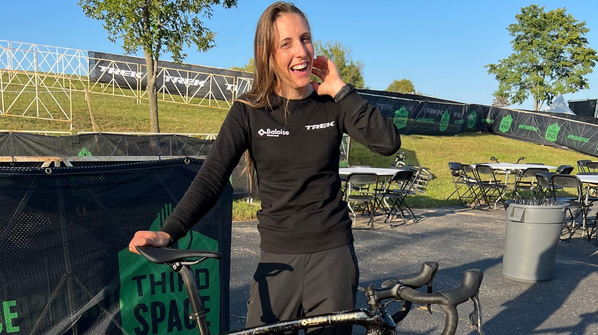 Q&A: Lucinda Brand on balancing road and 'cross