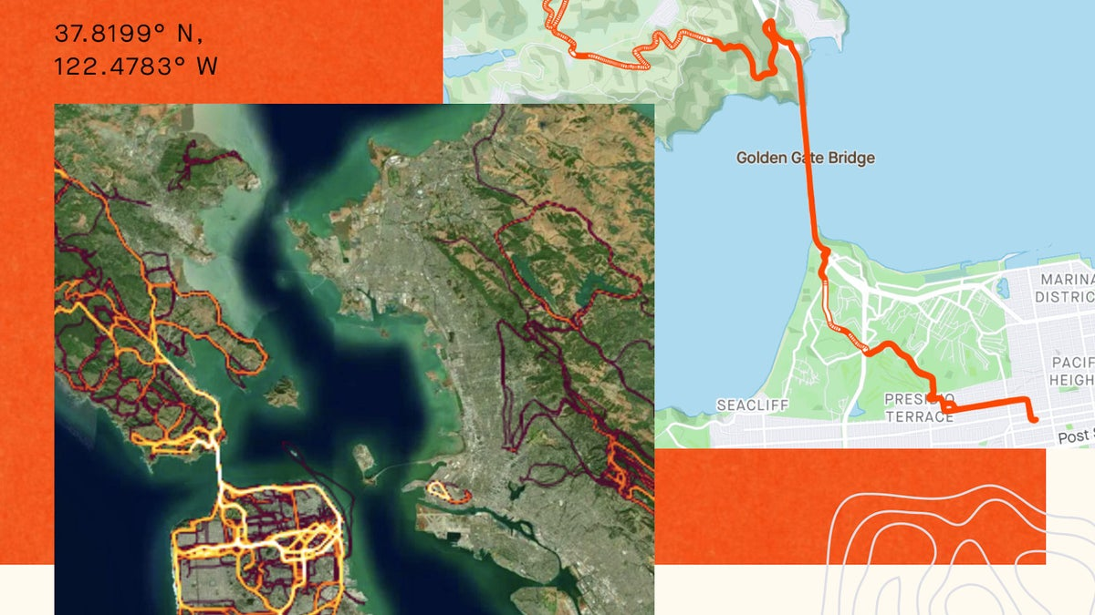 VN tech ticker: Strava adds personal heatmaps to mobile app, sustainable MAAP Alt_Road collection